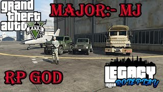 GTA 5 MAJOR MJ NEW INTERNET  . LEGACY ROLEPLAY HIGHER ADMIN STAFF. PD HIGH COMMAND/PDM BOSS/LAWYER.