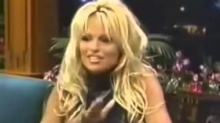 Pamela Anderson Interview Jay Leno