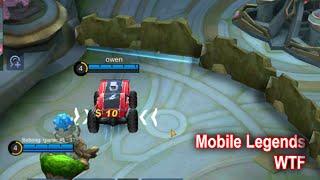Mobile Legends WTF | Funny moments GROCK TROLLING TEAM