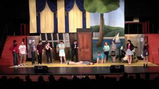 Part 1 -Hastings High School presents High School Musical on Stage 2015