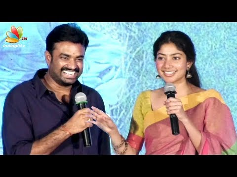 How I convinced Sai Pallavi to act in my...