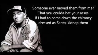 Eminem ft. Nate Ruess - Headlights (MMLP2) LYRICS