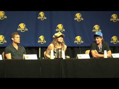 Starship Troopers panel Dragon Con September 4, 2017