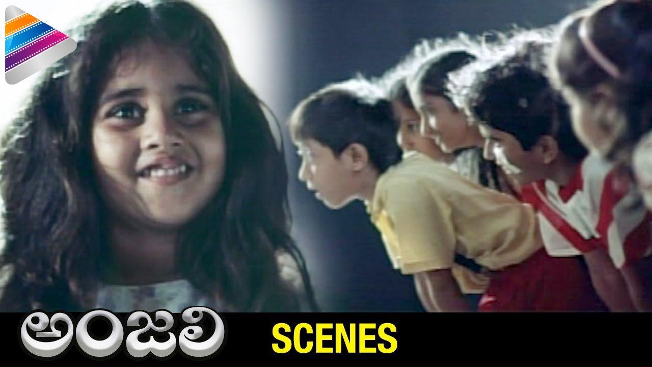 Baby Shamili Childhood Photos Anjali Movie Kids welcome Ba...