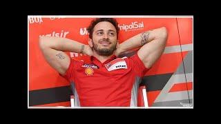 MotoGP: Andrea Dovizioso says a Ducati championship win wasn