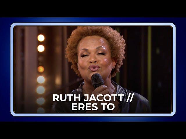 Ruth Jacott // Eres Tu | De Beste Liedjes van het Songfestival