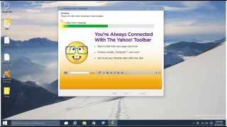 How to Download and Install Yahoo in your Windows