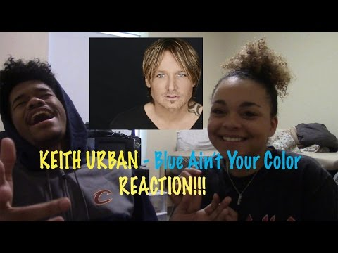 Boyfriend Reacts to KEITH URBAN (Blue...