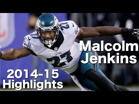 "Malcolm Jenkins ""No Fly Zone"" 