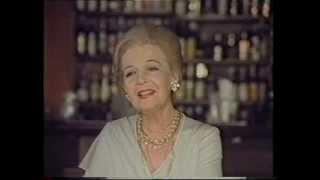 Zum Tode von Marta Eggerth (1912-2013): Martha Eggerth plaudert und singt bei Franz Grothe (1978)