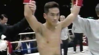 1995.11.8. WBC世界ジュニアバンタム級タイトルマッチ 挫折からの挑戦 ...