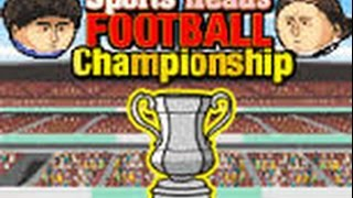 Liga de cabezones  sports head soccerE3