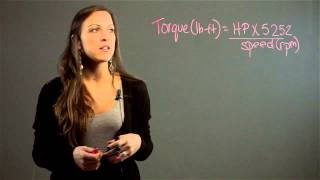 Equation for Calculating Torque From Horsepower : Solutions to Your Math Problems