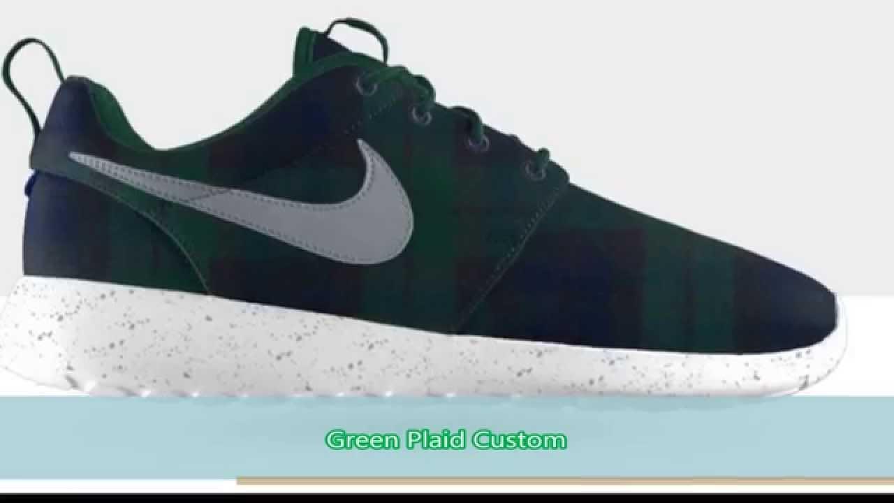 best loved e3653 15040 ... canada custom shoes nike roshe run premium pendleton id youtube 86e95  cf95a