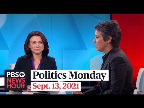 Tamara Keith and Amy Walter on $3.5T Dem bill, California recall election