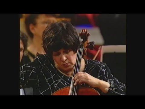 Dvorak Cello concerto  Natalia Gutman - Gary Bertini  La Scala 2002