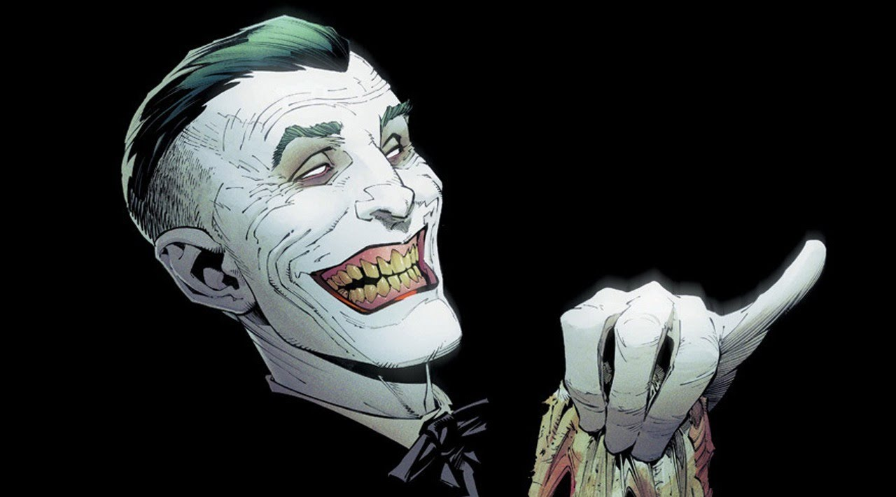 Image result for the joker origin