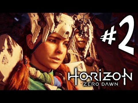 Horizon Zero Dawn - Parte 2: A Provação e a Emissária!!! [ Playstation 4 Pro - Playthrough ]