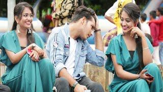 Manish Asking: Mujhse Shaadi Karogi Prank | Prank On Cute Girl | Prank In India | BRprank