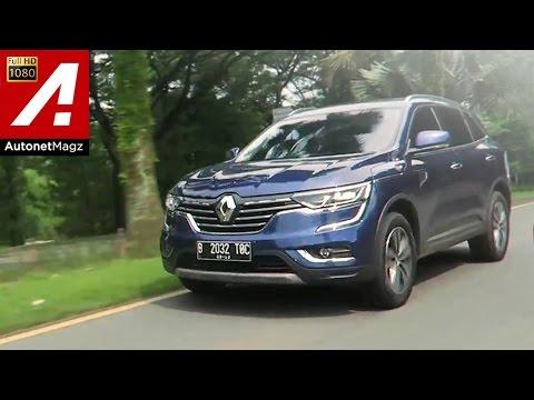 Review Renault Koleos & Test Drive by AutonetMagz
