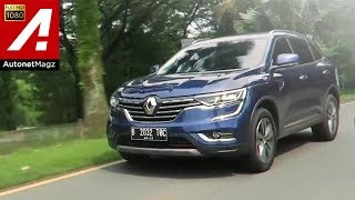 Review Renault Koleos & Test Drive by AutonetMagz