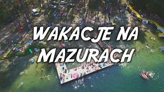 Mazury, jezioro Głęboczek - Pole namiotowe Głęboczek, Zapraszamy!