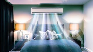 Air Conditioner White Noise Sounds for Sleep or Studying