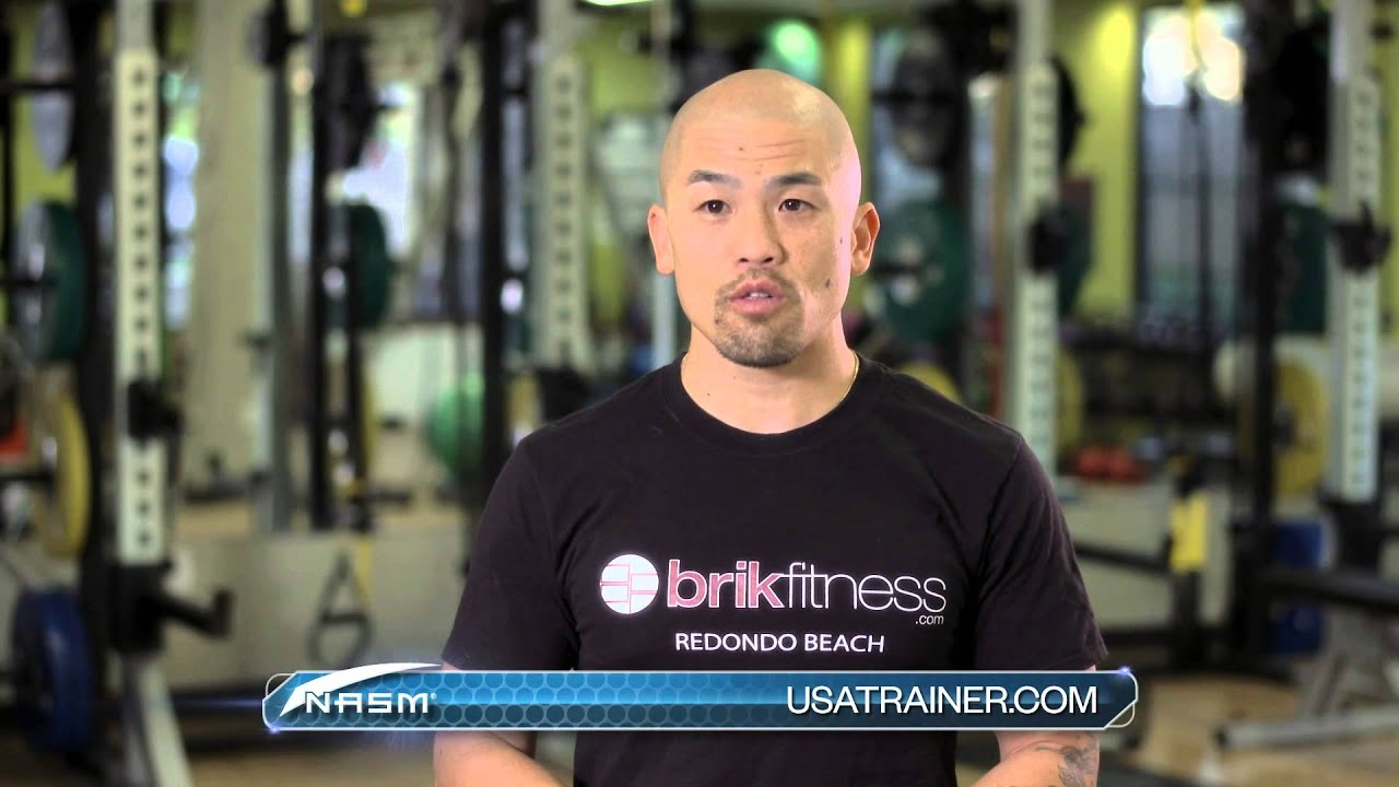 Become an nasm certified personal trainer youtube become an nasm certified personal trainer 1betcityfo Images