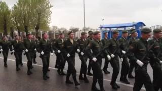 Песня солдатов