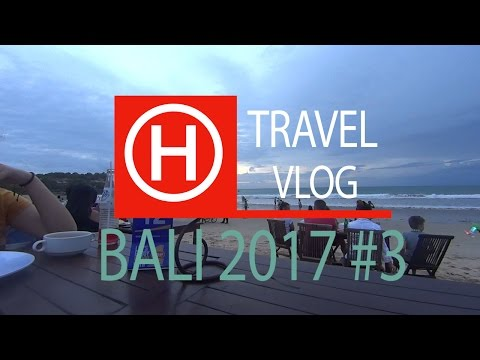 Joger, Tanah lot, Jimbaran | BALI, Indonesia Travel VLOG #003