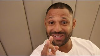 'FORGET KHAN - I AM COMING FOR CRAWFORD!' - KELL BROOK IN NYC / & SAYS 'MILLER SHOULD GET LIFE BAN'