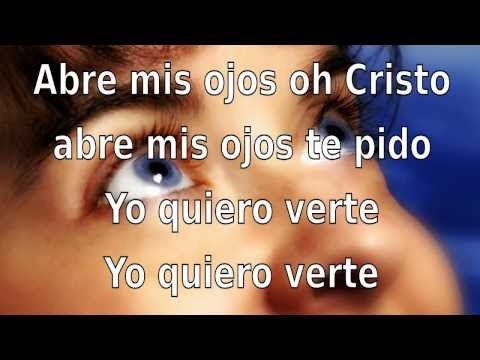 Danilo Montero Abre Mis Ojos Oh Cristo MP3 descargar