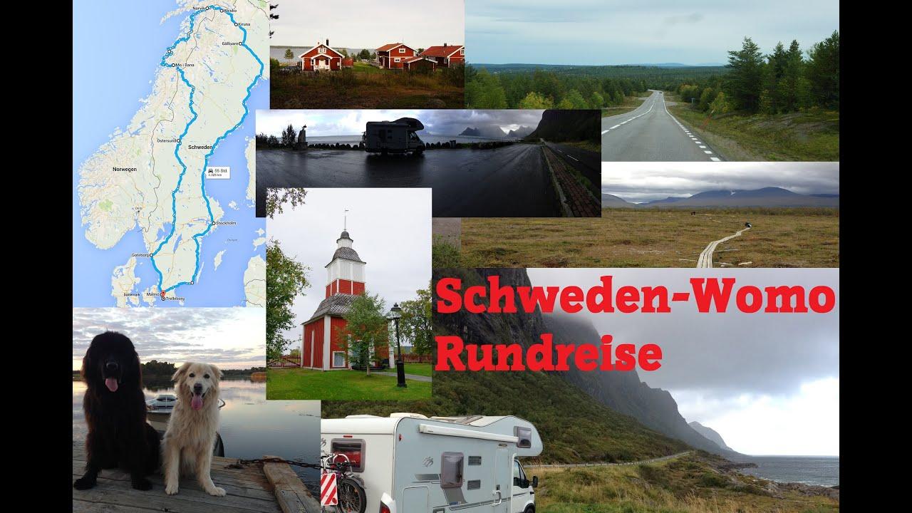 rundreise durch schweden und einen teil norwegen mit dem. Black Bedroom Furniture Sets. Home Design Ideas