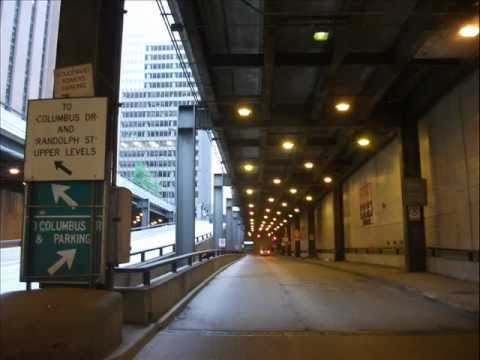 Lower Wacker Drive - Downtown Chicago, Illinois - 10/6/2012 - YouTube