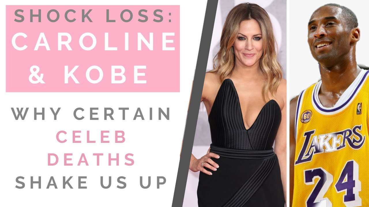 THE TRUTH ABOUT CAROLINE FLACK, KOBE, MAC MILLER: Why Celebrity Deaths Affect Us So Deeply | Shallon