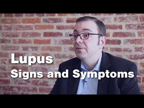 Lupus  Signs & Symptoms