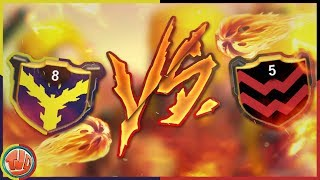 TVG vs DEGENERATES! GAAN WIJ WINNEN?!? - Clash of Clans