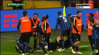 Finale Coppa Italia Primavera : Inter - Juventus 2-1 (ritorno)