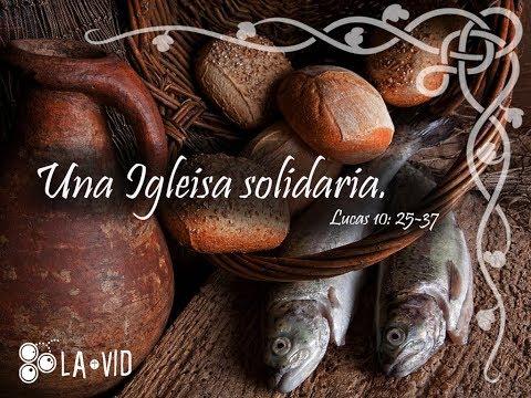"""Una Iglesia solidaria"" Lucas 10: 25 - 37 Ps Diego Rodríguez"