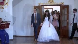 Свадьба Кристины и Юры