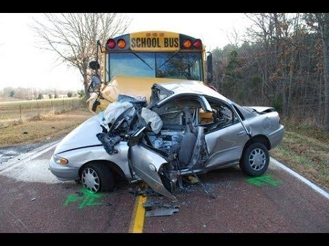People Get Hit By Cars Brutal