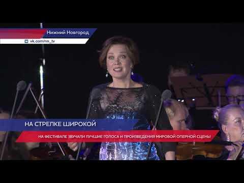 Международный фестиваль искусств «Стрелка» завершился в Нижнем Новгороде