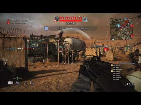 mag ps3 online gameplay 256 people hd youtube