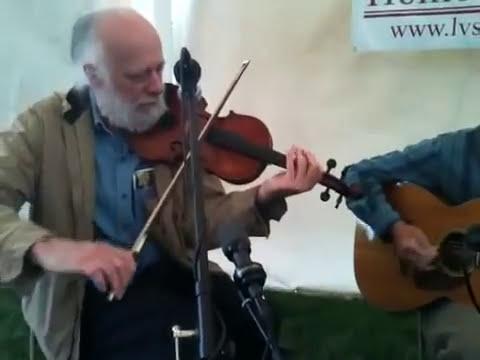 James Bryan - fiddler - Farewell to Trion
