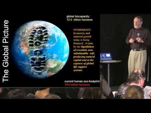 William Rees // Part 1 of 3 // Why Degrowth?