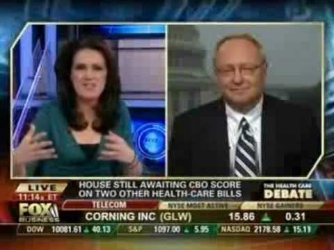 Ken Thorpe on Fox Business Network