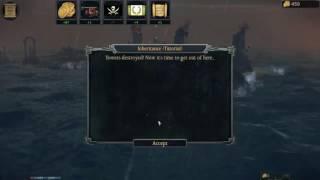 Tempest - Treasure Lands Gameplay (PC game)