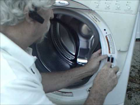 Kenmore Elite HE3T  DLF or F Error Code Fix  Washer F