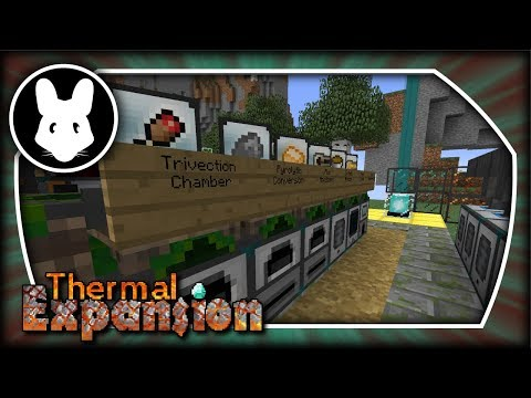 Thermal Expansion: Part 3 Augments & Specializations! Bit-by-Bit in Minecraft 1.10+