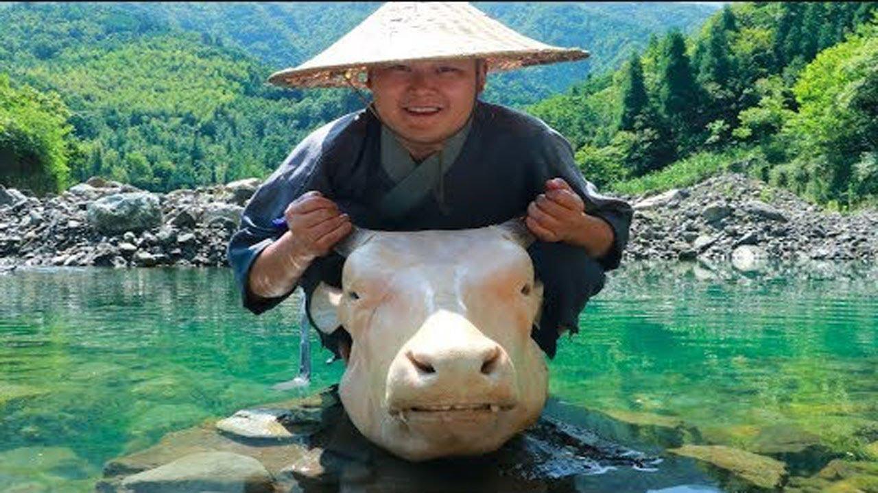 牛の頭の重さ40kgの加工方法